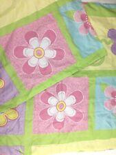 Laura Hart Sweet Helena Floral Pillow Shams Kids Girls Room Standard Pink
