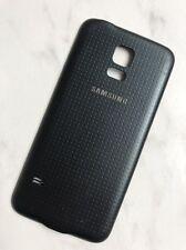 Original Samsung Galaxy S5 Mini G800F Akkudeckel Deckel Backcover Charcoal Black