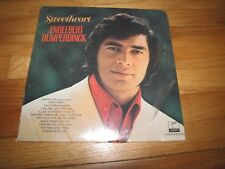 ENGELBERT HUMPERDINCK - SWEETHEART - SEALED LONDON RECORDS PROMO LP