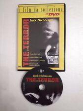 DVD Film Movie The terror La vergine di cera con Jack Nicholson