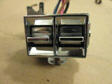 1979-1985 Cadillac Eldorado, Rivera, Driver Master  Windows Switch,