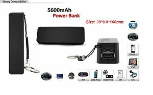 2600mAh NEW PORTABLE USB POWER BANK BATTERY CHARGER FOR ALL MOBILE PHONE DEVICES