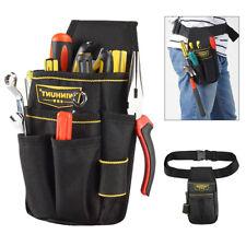 WINHUNT Electrician Tool Bag Waist Pocket Pouch Belt Storage Holder Maintenance
