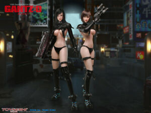 TOYSEIIKI Gantz:o 1/6th Scale Seamless Reika&Anzu Action Figure Model Doll Toy