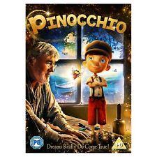Pinocchio [DVD] [2015] Mario Adorf Classic New Sealed