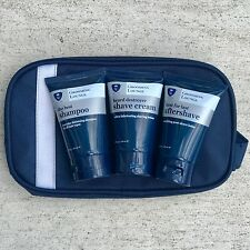 Grooming Lounge Travel KIT - Mini: Shampoo, Shave Cream, Aftershave- BRAND NEW