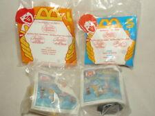 New ListingLot 4 Aladdin Fast Food Toys: McDonalds & Burger King