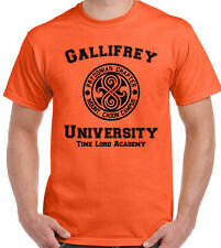 Gallifrey University - Mens Funny T-Shirt The Doctor SCI-FI Who