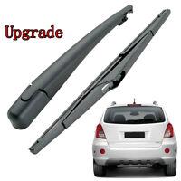40.5cm Upgrade Rear Wiper Arm Blade Set For Opel Antara 2006 onwards Saturn