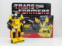 TRANSFORMERS G1 AUTOBOTS WARRIOR SUNSTREAKER BOX SET MISB