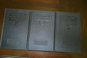 Women's Institute of Domestic Arts & Sciences Books Set 1934-1942