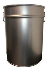 Weißblecheimer mit Deckel und Spannverschluss 30 Liter HOBBOCK 310/328/425mm