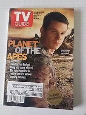 TV Guide Magazine Mark Wahlberg Planet Of The Apes August 3, 2001 050717nonrh