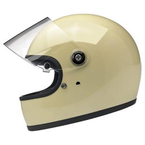 CLOSEOUT Gringo S ECE/DOT Helmet - Gloss Vintage White