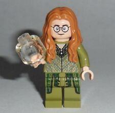 HARRY POTTER #29 Lego Professor Trelawney w/crystal Balls Custom Genuine Lego