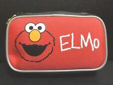 Sesame Street ELMO Universal Soft Case Red Dreamgear Case DS, DS Lite DSi 3DS