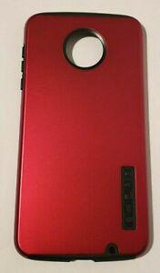 Incipio DualPro Series Case for Motorola Moto Z Force - Irridescent Red