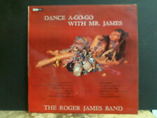 ROGER JAMES BAND  Dance A-Go-Go  LP  Easy  Polymax label 1971   Lovely copy !