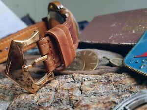 Handcraft  BRONZE Buckle  for 20 22 24 mm for Panerai n All BRONZE Watch