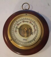 Vintage Barometer by Compass Western Germany