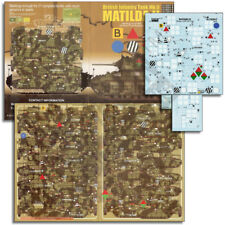 Echelon Decal 1/35 Brit Infantry Tank MK II Matilda II 7th RTR ALT352017