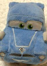 Disney Pixar CARS 2 Movie 9 Inch Plush Toy Blue Finn McMissile
