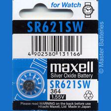 Maxell SR621SW Watch Batteries