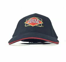 DIETZ & WATSON DIETZ Nuts Expect The Best Embroidered Baseball Cap Hat Adj. Mens