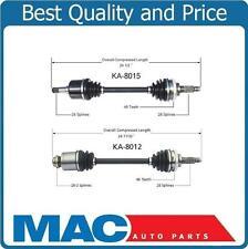 CV Axle Shaft L & R KA-8015 8012 Fits for 01-04 KIA Spectra 1.8L D/S Automatic