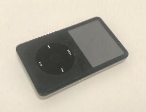 Apple iPod Classic 5th Gen A1136 MA002LL Black 30GB - WON'T POWER ON