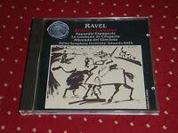 """CD RAVEL """"BOLÉRO, LA VALSE, RAPSODIE ESPAGNOLE"""" DALLAS SYMPHONY ORCH. MATA / RCA"""