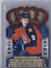 2011-12 CROWN ROYALE STEPHEN WEISS UNSTAMPED ERROR RED PARALLEL 39 PANTHERS