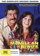 McMillan and Wife: Season 2 NEW R4 DVD