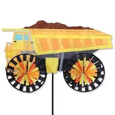 Dump Truck Vehicle Staked Wind Spinner With Pole & Ground Mount .69.Pr 25941