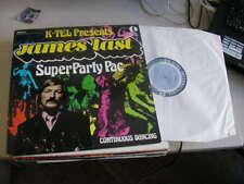LP pop James Last super fête pac k-tel Canada