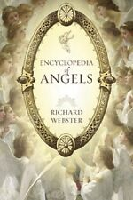 Encyclopedia of Angles NEW Book Robert Webster 500 Angels Amasras Geliel Rubiel