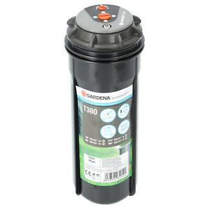 Gardena Sprinklersystem Turbinen Versenkregner T 380 Rasensprenger Nr. 8205-29