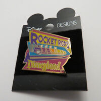 Disney DL - 1998 Attraction Series - Rocket Rods Pin