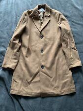 Topman Mens Trench Coat Size Medium
