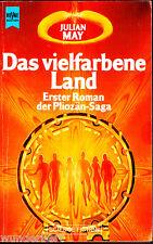 "Julian May - "" Pliozän-Zyklus 1 - Das vielfarbene LAND "" (1986) - tb"
