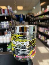 MuscleTech Vapor X5, Next Gen Pre-Workout Powder 30 Servings - Pick Flavor