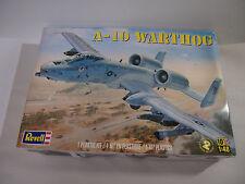 Revell 1/48 A-10 Warthog Plastic Model Kit 85-5521 SEALED INSIDE