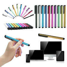 10x Universal Capacitive Touch Screen Stylus Pen for iPad iPhone Tablet Android