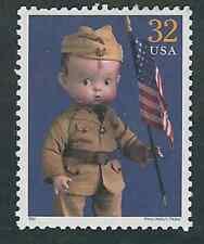 Scott  #3151-m...32 Cent...American Dolls...Skippy...15 Stamps