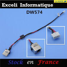 Connecteur alimentation dc power jack socket cable Acer z5way charge z5wah