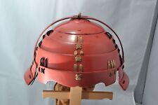 Japanese Kabuto yoroi armor helmet samurai used Edo period authentic antique