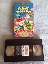 A Pinky & the Brain Christmas (1995) - VHS Video Tape - Cartoon - Animaniacs