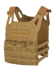 Crye Precision Style JPC Jumpable Plate Carrier Coyote Brown Repro SMALL