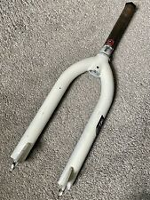 Odyssey Pro Dirt Fork BMX White 10mm 1 1/8