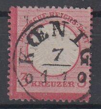 """Deutsches Reich Brustschilde Nr. 25 """"KOENIG - ansehen!!!"""
